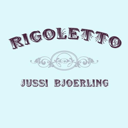 Verdi: Rigoletto de Jussi Björling