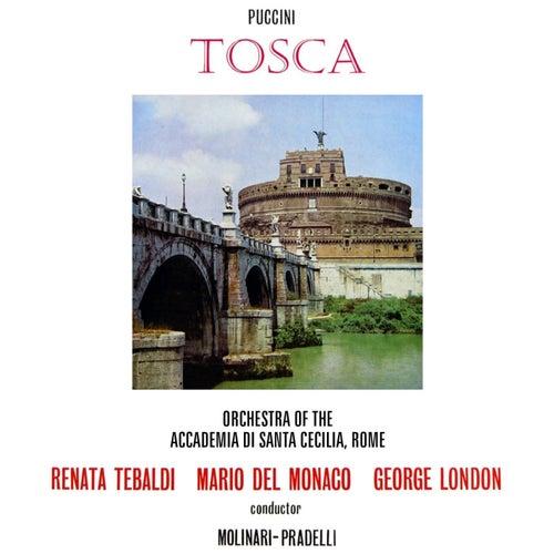 Puccini: Tosca de Renata Tebaldi