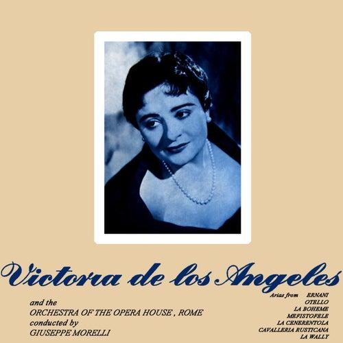 Operatic Arias de Victoria De Los Angeles