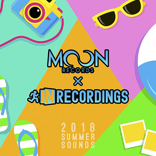 Moon Records X IN Recordings 2018 Summer Sounds von Various Artists