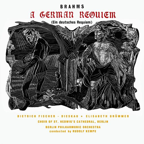 A German Requiem von Berlin Philharmonic Orchestra