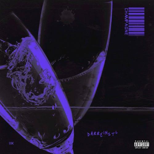 Champagne by Darrein STL