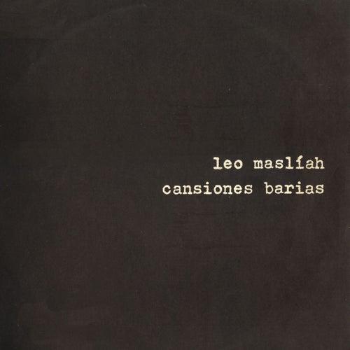 Cansiones Barias de Leo Maslíah