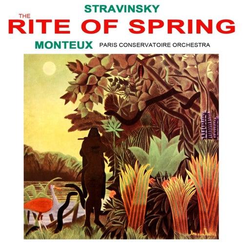Stravinsky: The Rite of Spring von Paris Conservatoire Orchestra