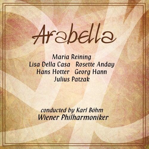 Strauss: Arabella by Karl Böhm