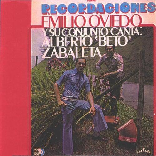 Recordaciones de Beto Zabaleta