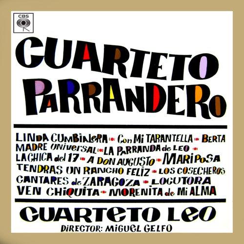 Cuarteto Parrandero von Cuarteto Leo