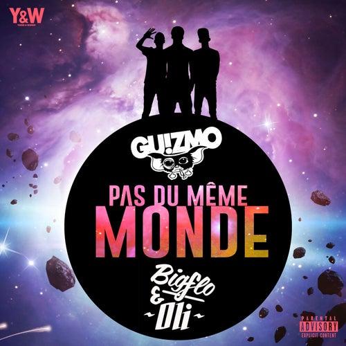 Pas du même monde (feat. Bigflo & Oli) by Guizmo