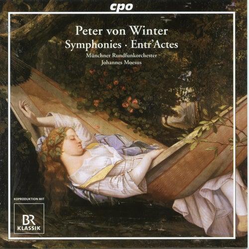 Winter: Symphonies & Entr'actes de Münchner Rundfunkorchester