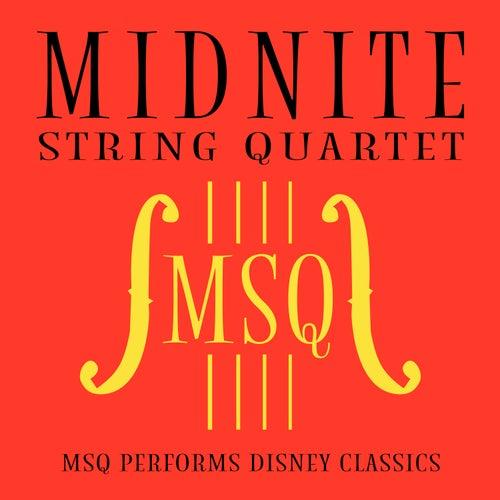 MSQ Performs Disney Classics de Midnite String Quartet