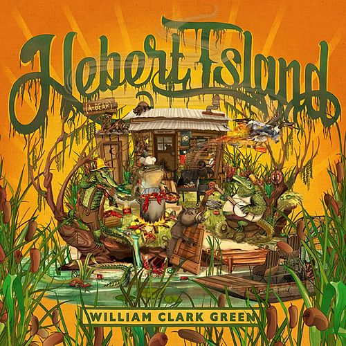 Hebert Island by William Clark Green
