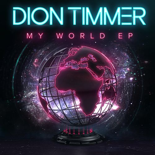 My World EP by Dion Timmer