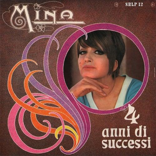 4 Anni Di Successi de Mina