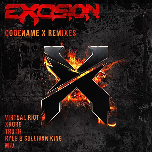 Codename X - The Remixes de Excision