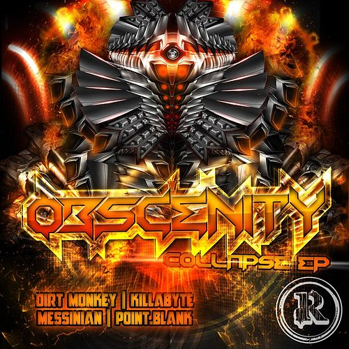 Collapse EP by Obscenity
