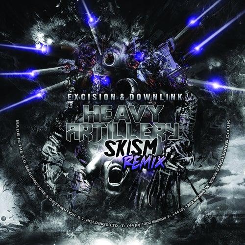 Heavy Artillery (SkisM Remix) / Reploid (Document One Remix) de Excision