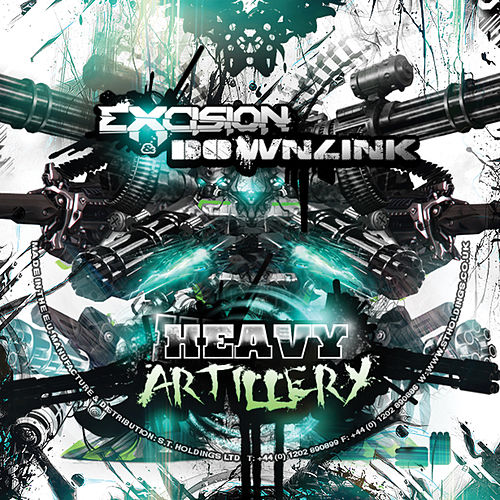 Heavy Artillery / Reploid de Excision