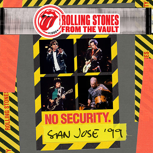 From The Vault: No Security - San Jose 1999 (Live) de The Rolling Stones