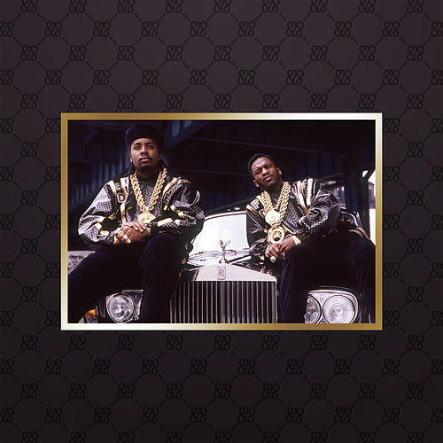 The Remixes (1987-1992) by Eric B and Rakim