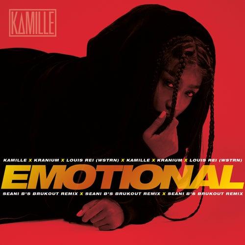 Emotional (Seani B's BrukOut Remix) von Kamille