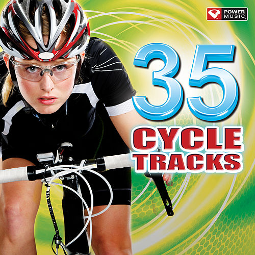 35 Spin & Cycle Tracks by Power Music Workout