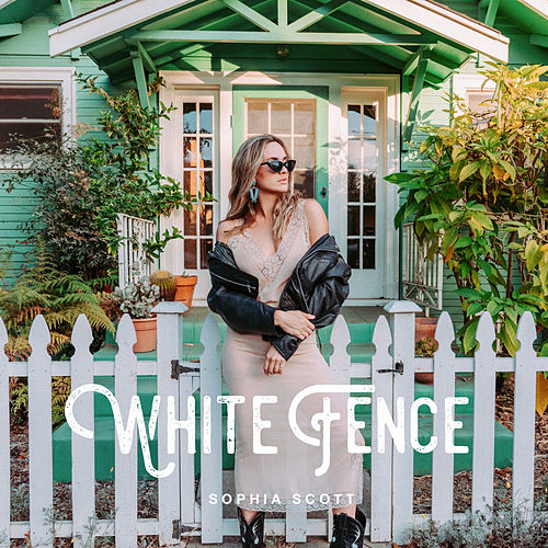 White Fence by Sophia Scott
