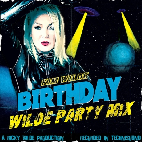 Birthday (Wilde Party Mix) by Kim Wilde