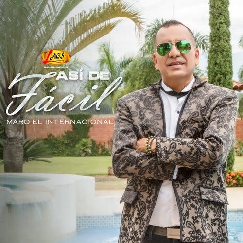 Así de Fácil by Maro