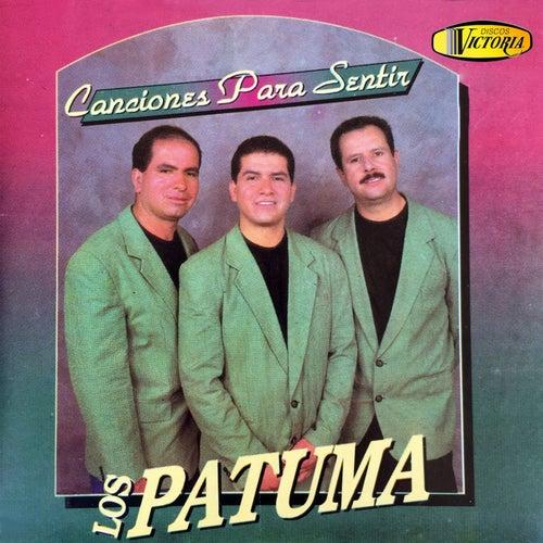 Canciones para Sentir de Los Patuma