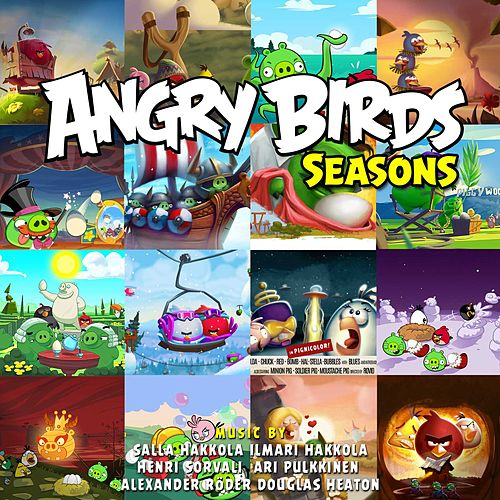 Angry Birds Seasons (Original Game Soundtrack) by Various Artists
