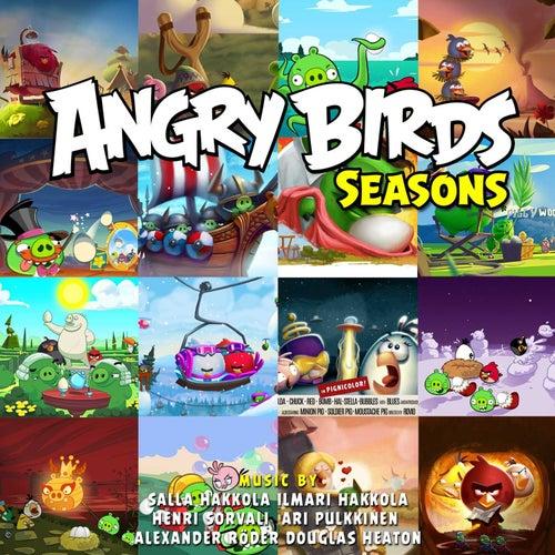 Angry Birds Seasons (Original Game Soundtrack) de Various Artists