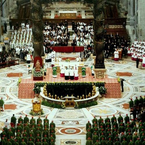In Patrum Cardinalium Collegium, Vol. 1; Ordinary Public Consistory for the creation of new Cardinals de Sixtine Chapel Choir
