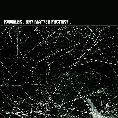 Antimatter Factory - EP by Rumbler