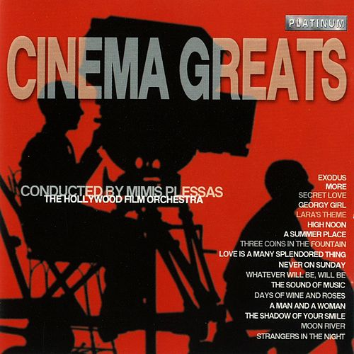 Mimis Plessas, Cinema Greats by Instrumental