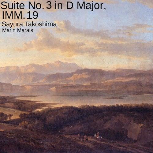 Suite No. 3 in D Major, IMM. 19 de Sayura Takoshima