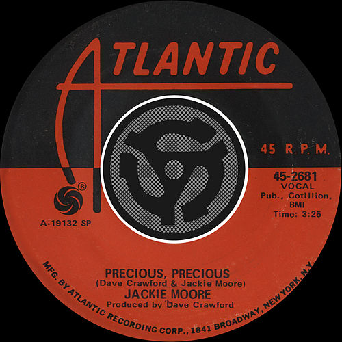 Precious, Precious [Digital 45] by Jackie Moore