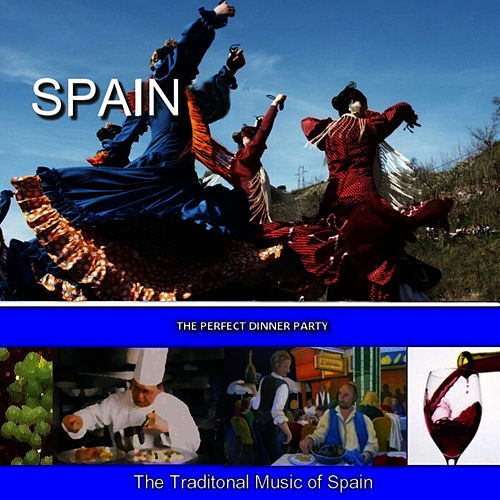 Spain The Perfect Dinner Party de Ensemble