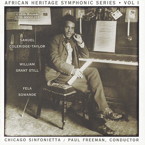 African Heritage Symphonic Series, Vol. 1 de Paul Freeman