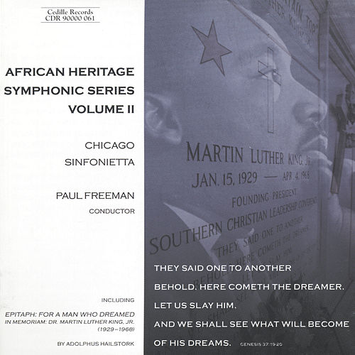 African Heritage Symphonic Series, Vol. 2 de Paul Freeman