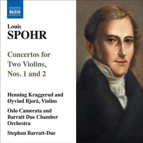 Spohr, L.: Concertos for 2 Violins, Nos. 1 and 2 von Henning Kraggerud