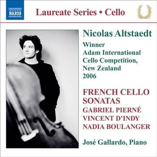 Altstaedt, Nicolas - French Cello Sonatas by Jose Gallardo