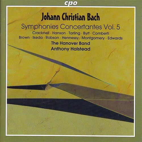 Bach, J.C.: Symphonies Concertantes, Vol. 5 de Various Artists