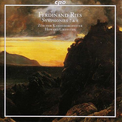 Ries: Symphonies, Nos. 7 and 8 von Howard Griffiths