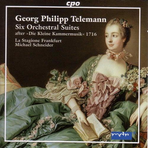 Telemann: 6 Orchestral Suites von Michael Schneider (2)