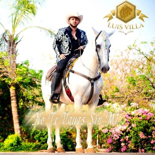 No Te Vayas Sin Mí de Luis Villa