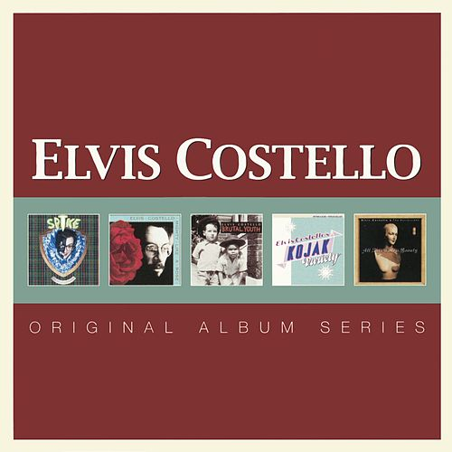 Original Album Series by Elvis Costello
