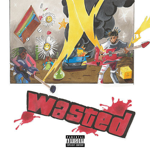 Wasted de Juice WRLD