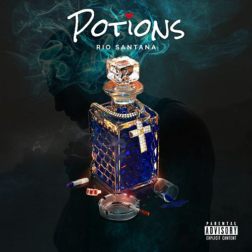 Potions by Rio Santana