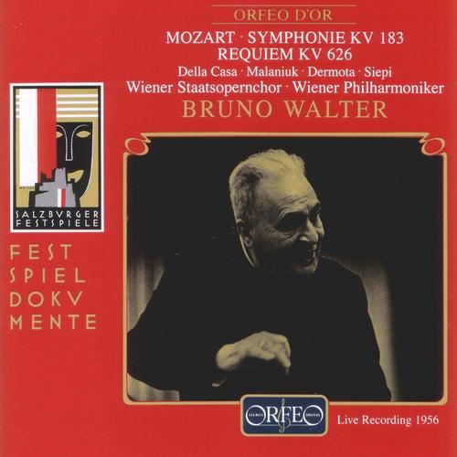 Mozart: Symphony No. 25 in G Minor & Requiem in D Minor (Live) de Various Artists