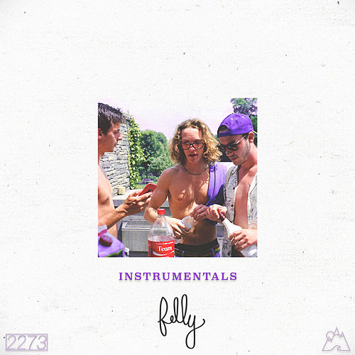 Instrumentals (Best of 2013-2015) by Felly